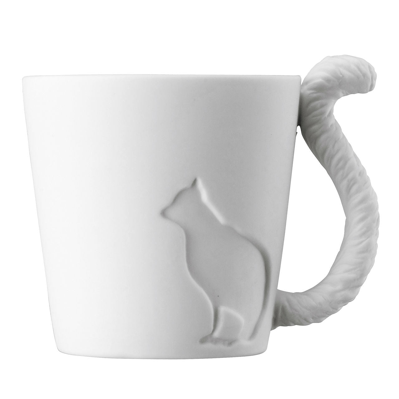MugTail, Cat Mug, KINTO-VONMEL Luxe Gifts