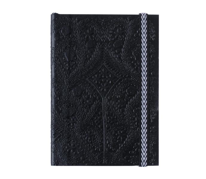 Embossed Paseo Black, Notebook S, CHRISTIAN LACROIX-VONMEL Luxe Gifts