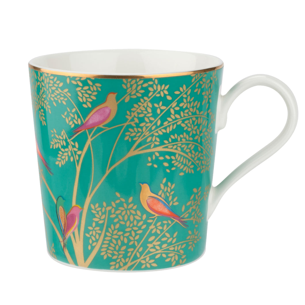 Chelsea Collection, Green Mug, SARA MILLER LONDON-VONMEL Luxe Gifts