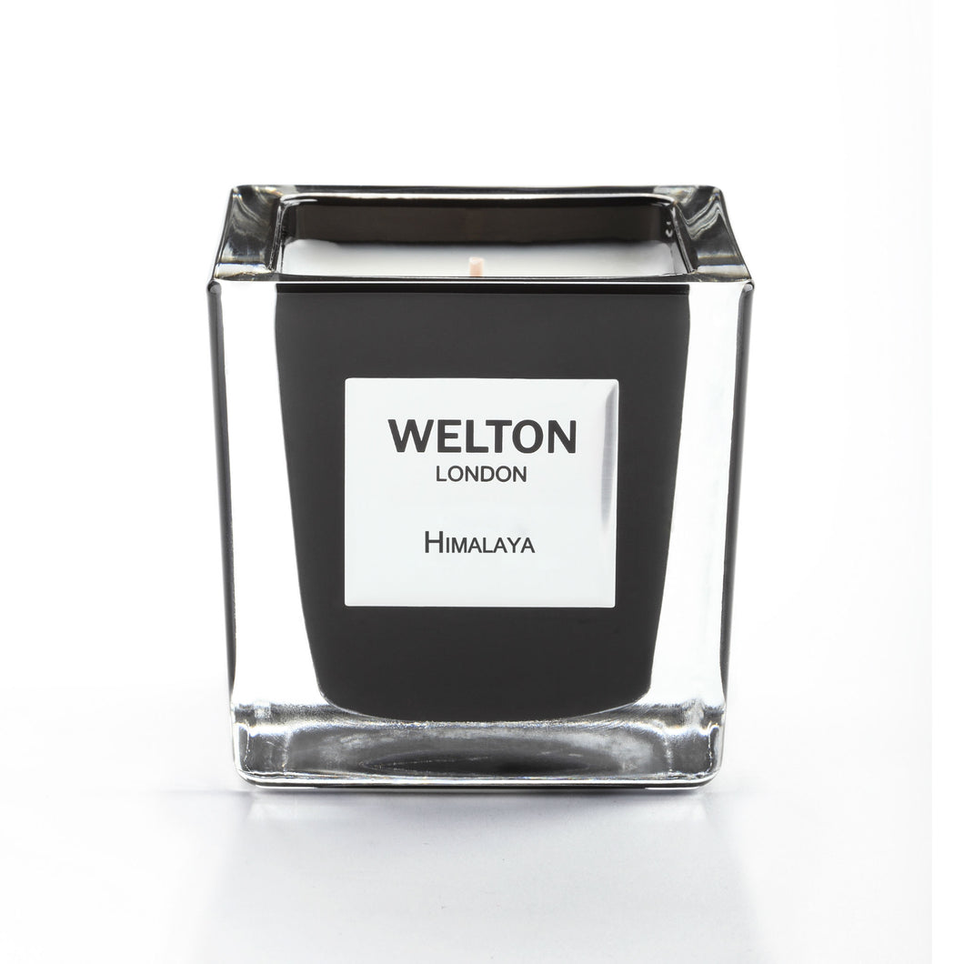 Himalaya - Onyx, Scented Candle, WELTON LONDON-VONMEL Luxe Gifts