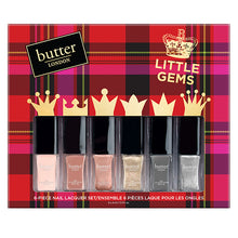 Little Gems, Nail Lacquer Set, BUTTER LONDON-VONMEL Luxe Gifts