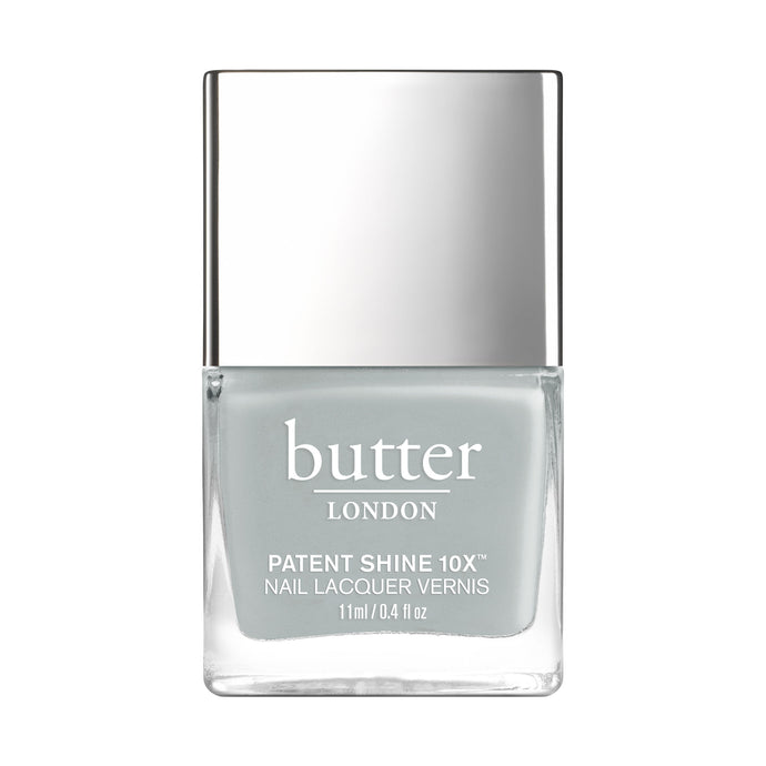 London Fog - Patent Shine 10X, Nail Polish, BUTTER LONDON-VONMEL Luxe Gifts
