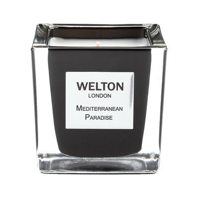 Mediterranean Paradise - Onyx, Scented Candle, WELTON LONDON-VONMEL Luxe Gifts