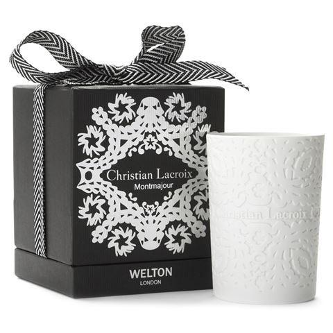 Montmajour, Scented Candle, CHRISTIAN LACROIX-VONMEL Luxe Gifts
