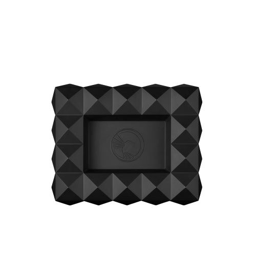 Quasar Ashtray, Black, COLIBRI-VONMEL Luxe Gifts