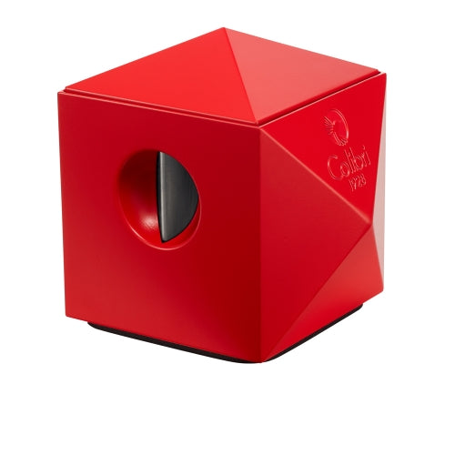 Quasar Cutter - 2 in 1, Red, COLIBRI-VONMEL Luxe Gifts