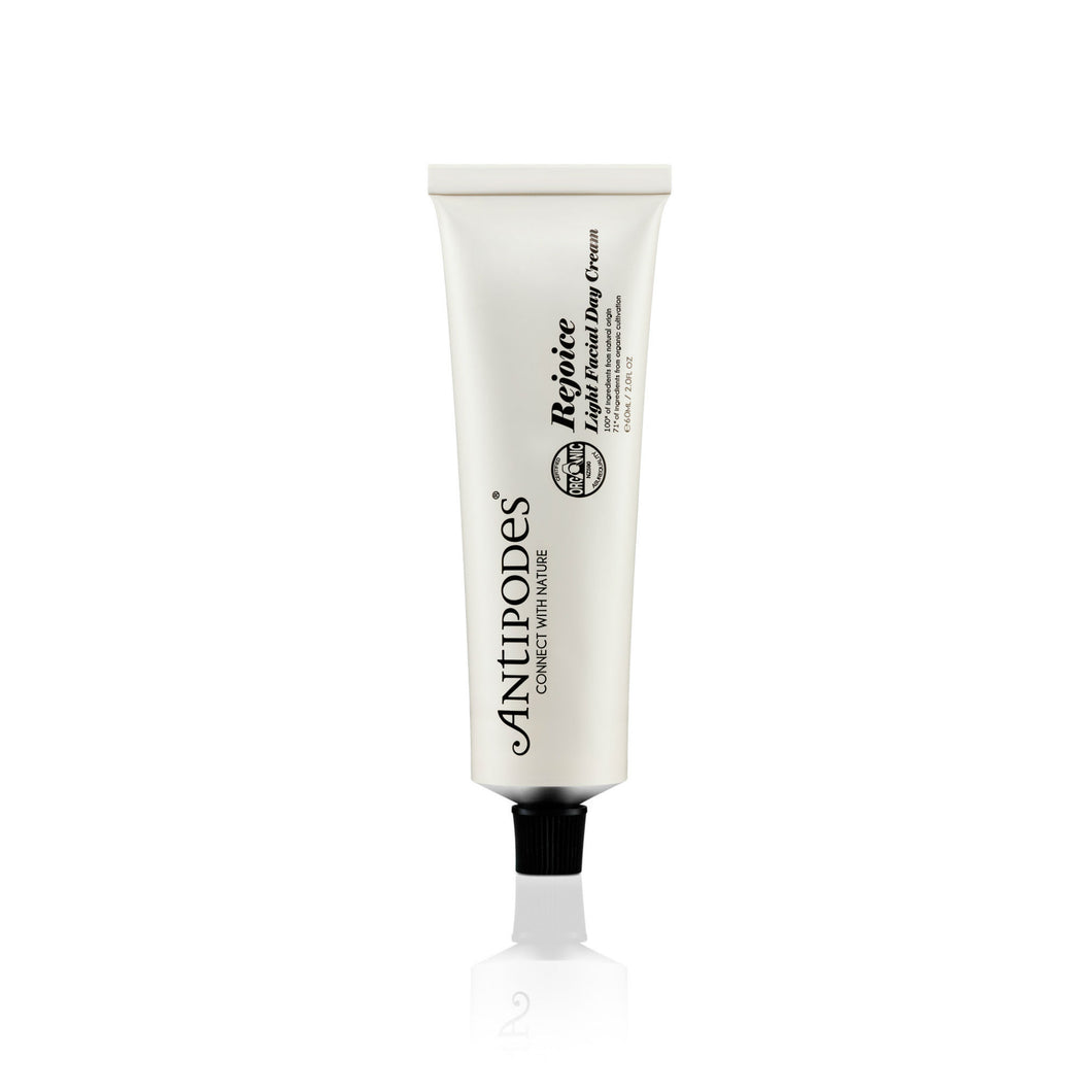 Rejoice, Light Facial Day Cream, ANTIPODES-VONMEL Luxe Gifts