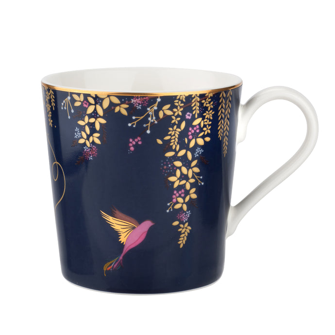 Chelsea Collection, Navy Mug, SARA MILLER LONDON-VONMEL Luxe Gifts