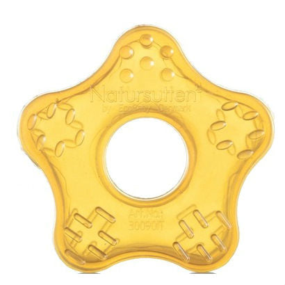 Starfish, Teether Toy, NATURSUTTEN-VONMEL Luxe Gifts