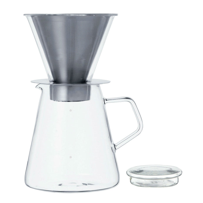 Carat, Coffee Dripper & Pot, KINTO-VONMEL Luxe Gifts