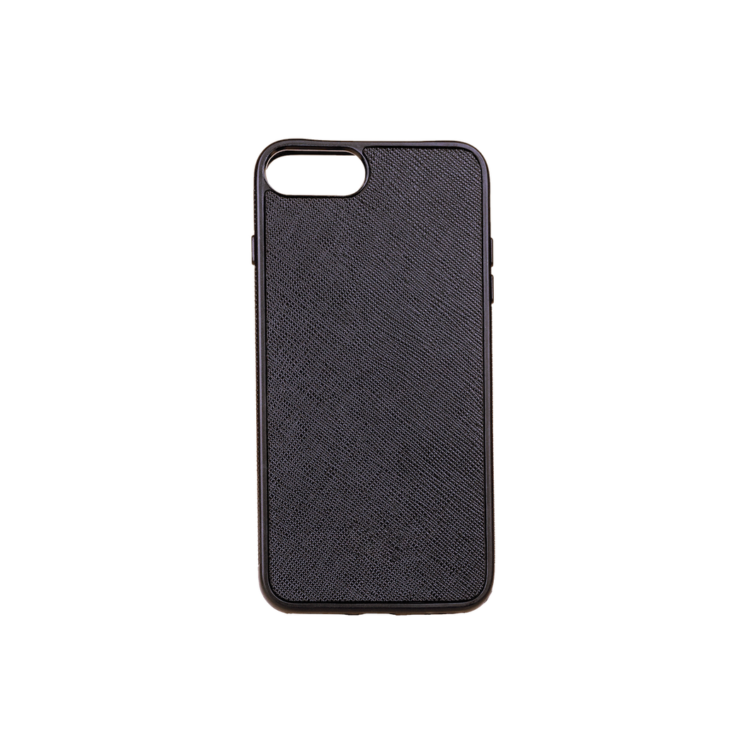 Iphone 7/8 Plus Case, Saffiano Leather, MAISON JMK-VONMEL Luxe Gifts