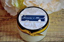 Custom Candle Label Design 4, One Dozen, $4.95 each