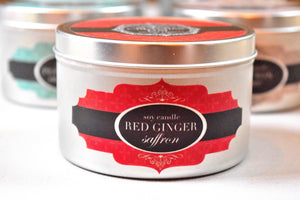 Large Soy Candle Tin
