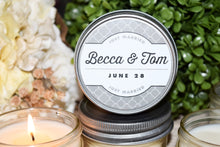Morocco Design Soy Candle Favor- One Dozen, $4.95 each