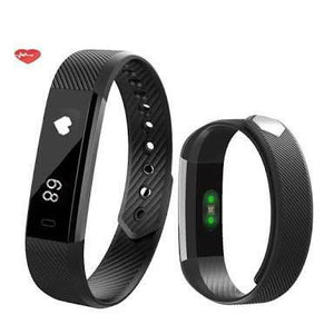 Multi Function Fitness Tracker Smart Bracelet