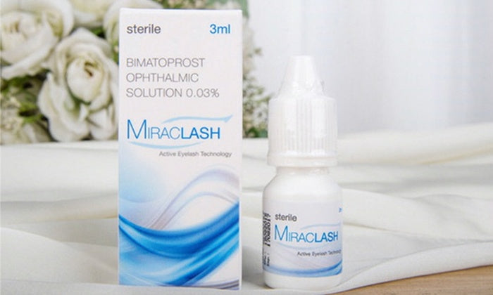 MiraClash  Eyelash Growth Serum Kit