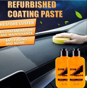 2019 Auto Leather Renovated Coating Paste