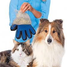 Pet hair Remover Glove