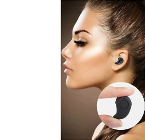 Ultra-small Wireless Smart Bluetooth Headset