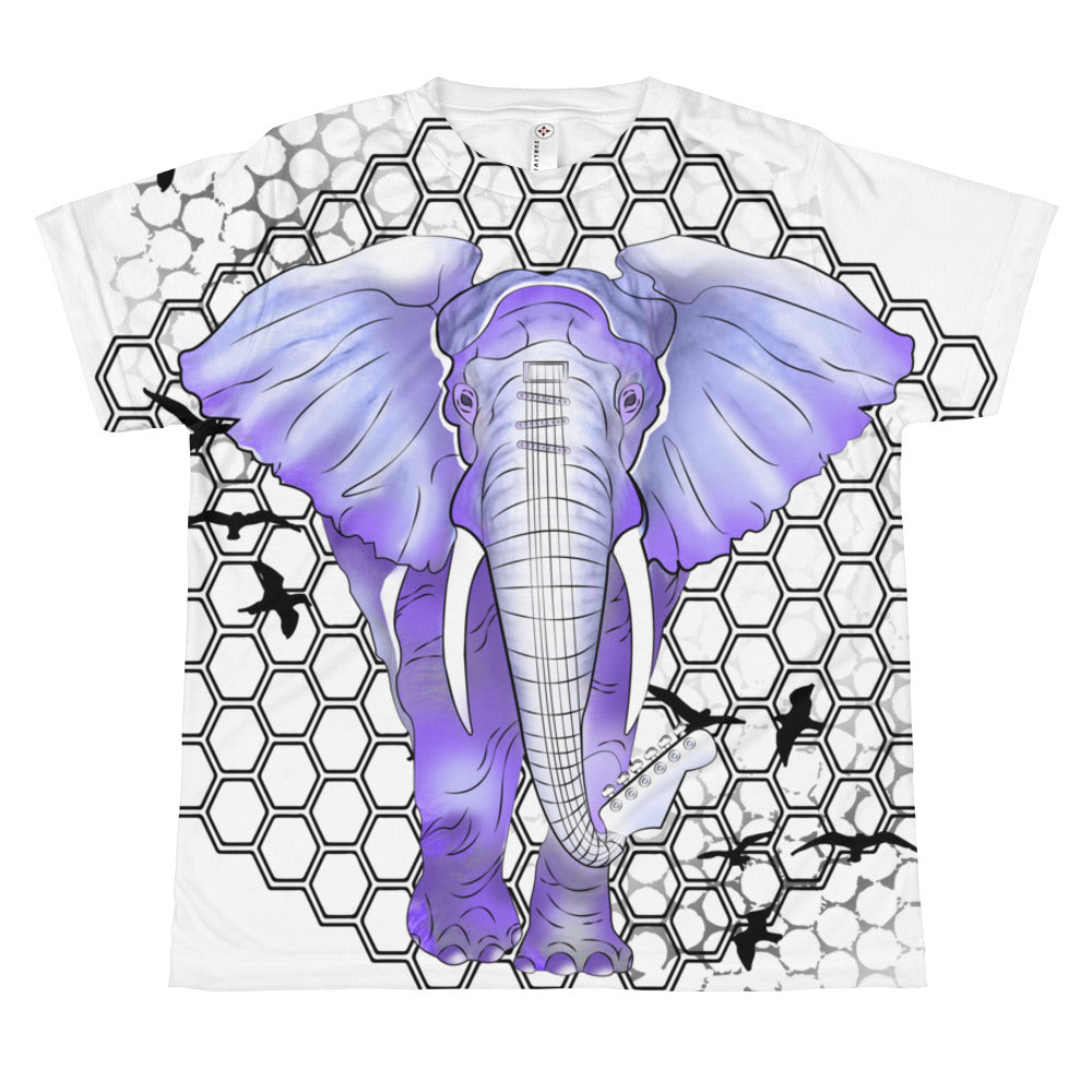 YOUTH RAVER'S ELEPHANT TEE