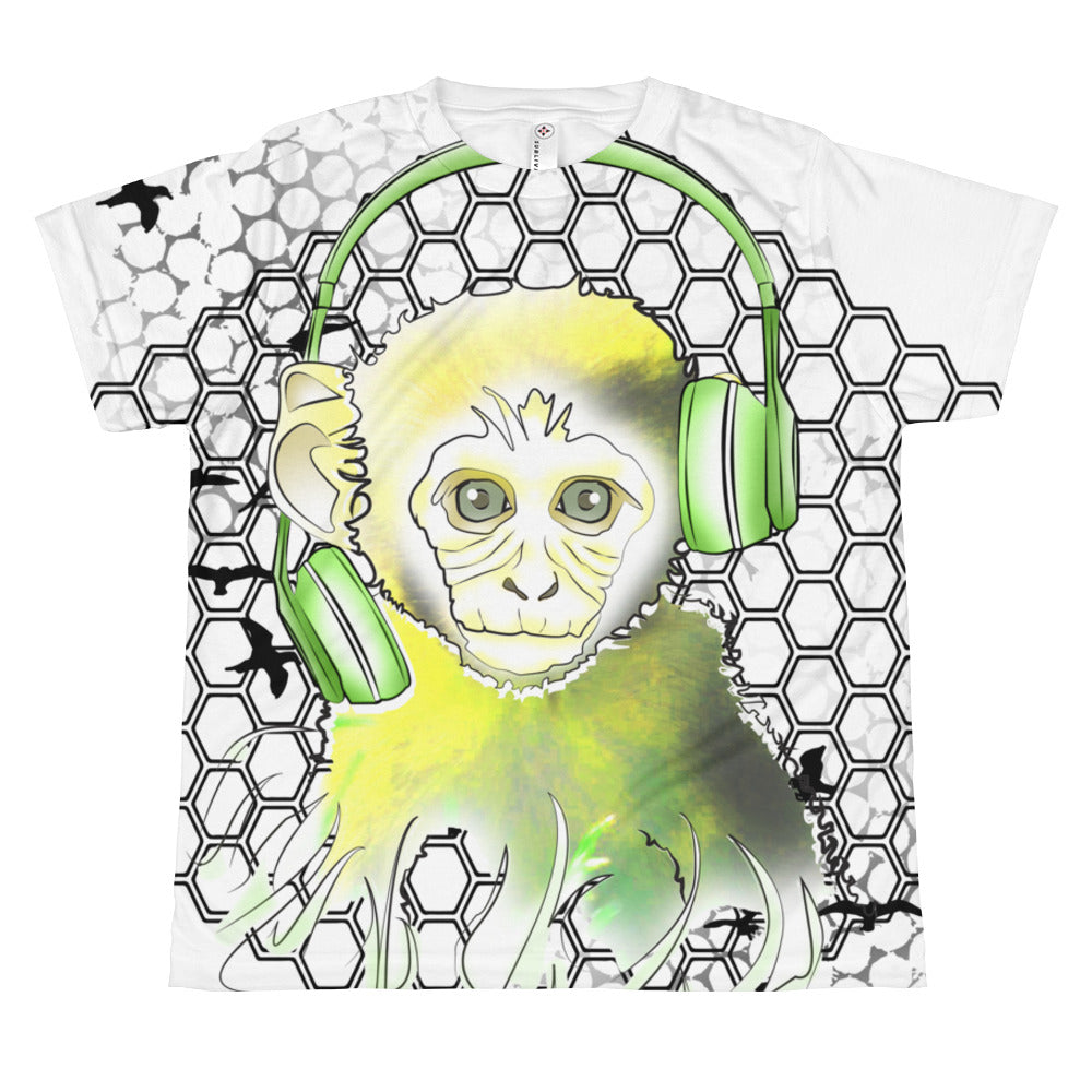 YOUTH RAVER'S MONKEY TEE