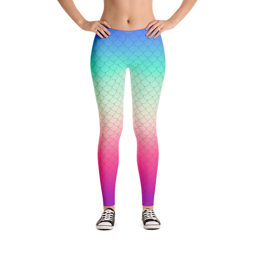 MERMAID LEGGINGS LIV
