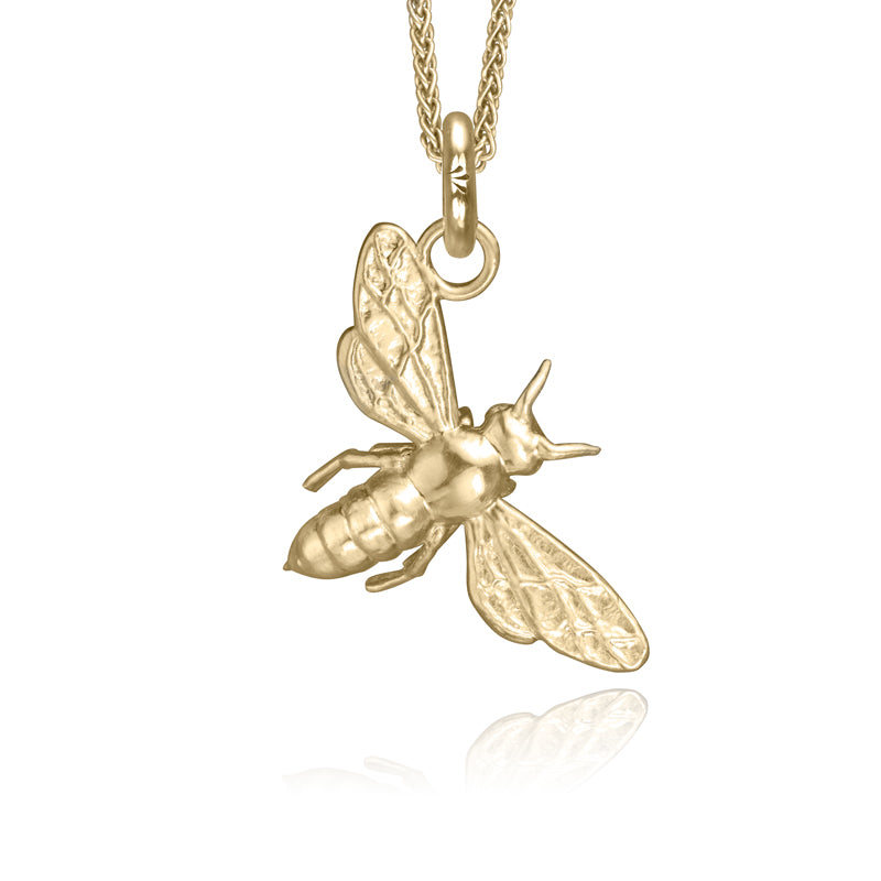 Tera the Honey Bee (Yellow Gold)
