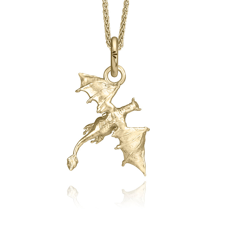 Vyeghal the Dragon (Yellow Gold)