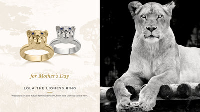 Lola the Lioness Ring