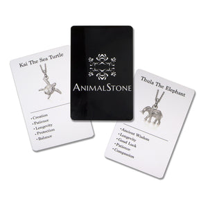 AnimalStone Attribute Cards