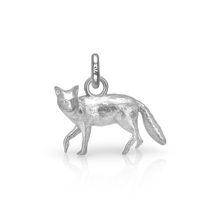 Lady Coddington the Fox Charm, Silver