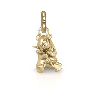 Mei-Yu the Panda Charm, Yellow Gold