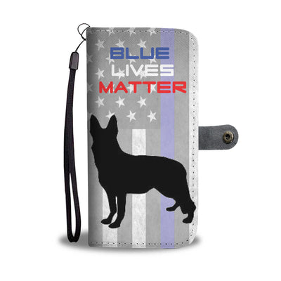 Blue Lives Matter Phone Case