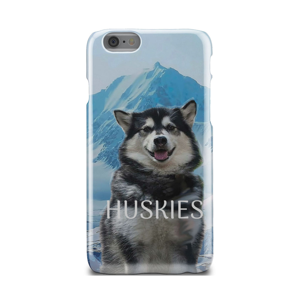 Huskies Fan Phone Case