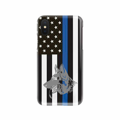 Police Canine Phone Case