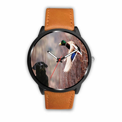 Custom Lab And Mallard Watch