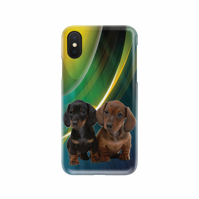 Awesome Dachshund Phone Case