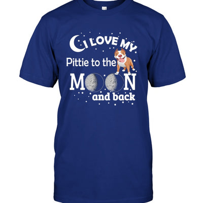 Apparel - I Love My Pittie