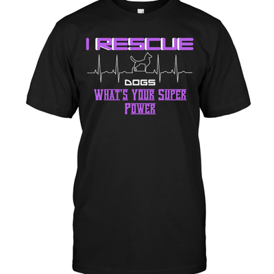 Apparel - I Rescue Dogs