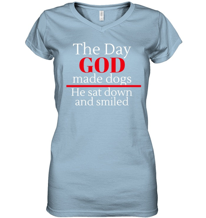 Apparel - The Day God Made Dogs