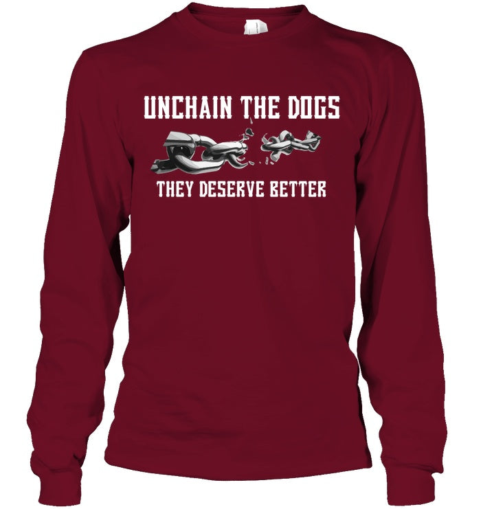 Apparel - Unchain The Dogs
