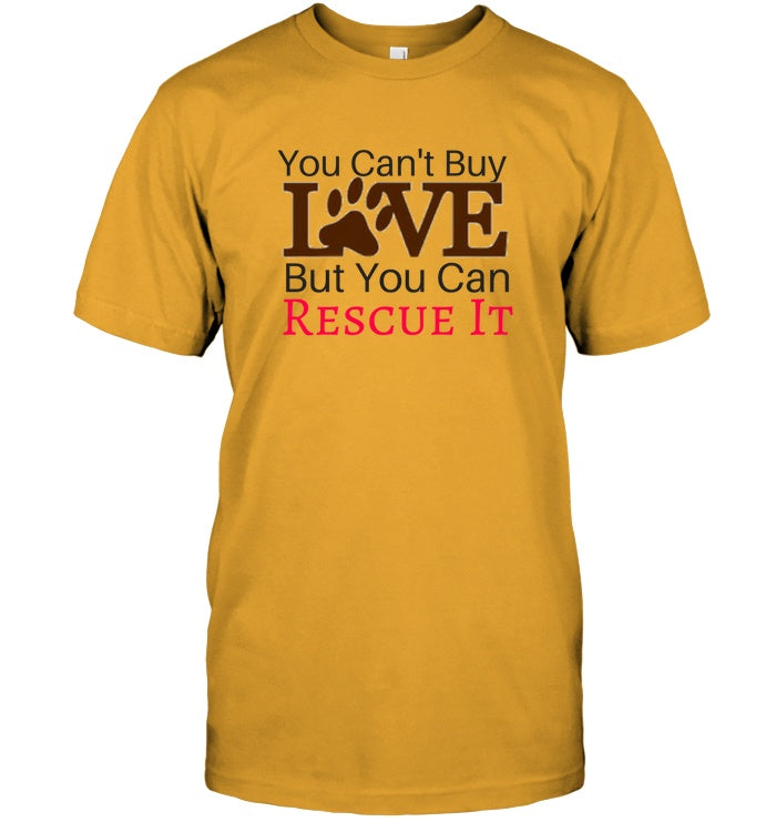 Apparel - You Can't Buy Love, But You Can Rescue It