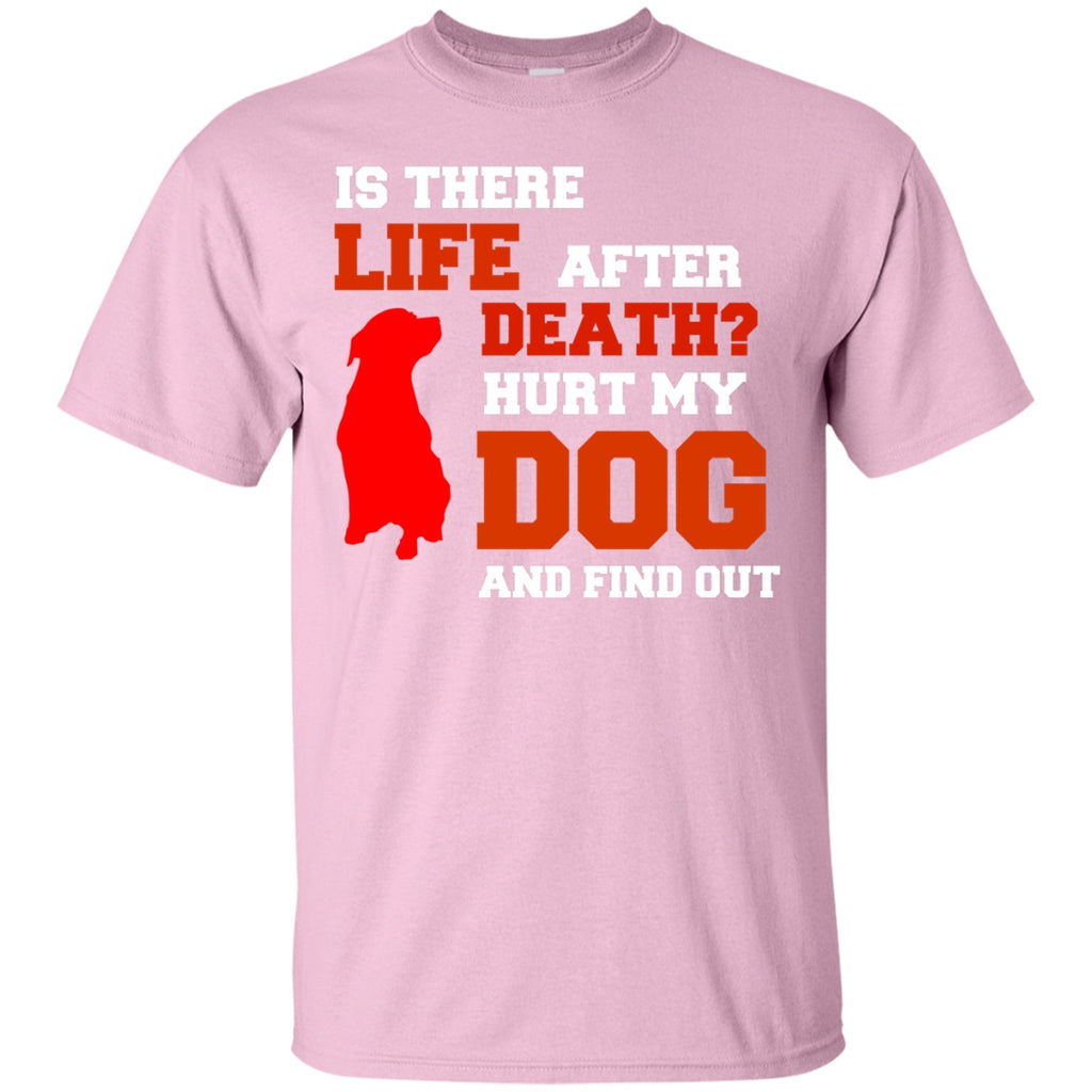 T-Shirts - Is There Life After Death Tee