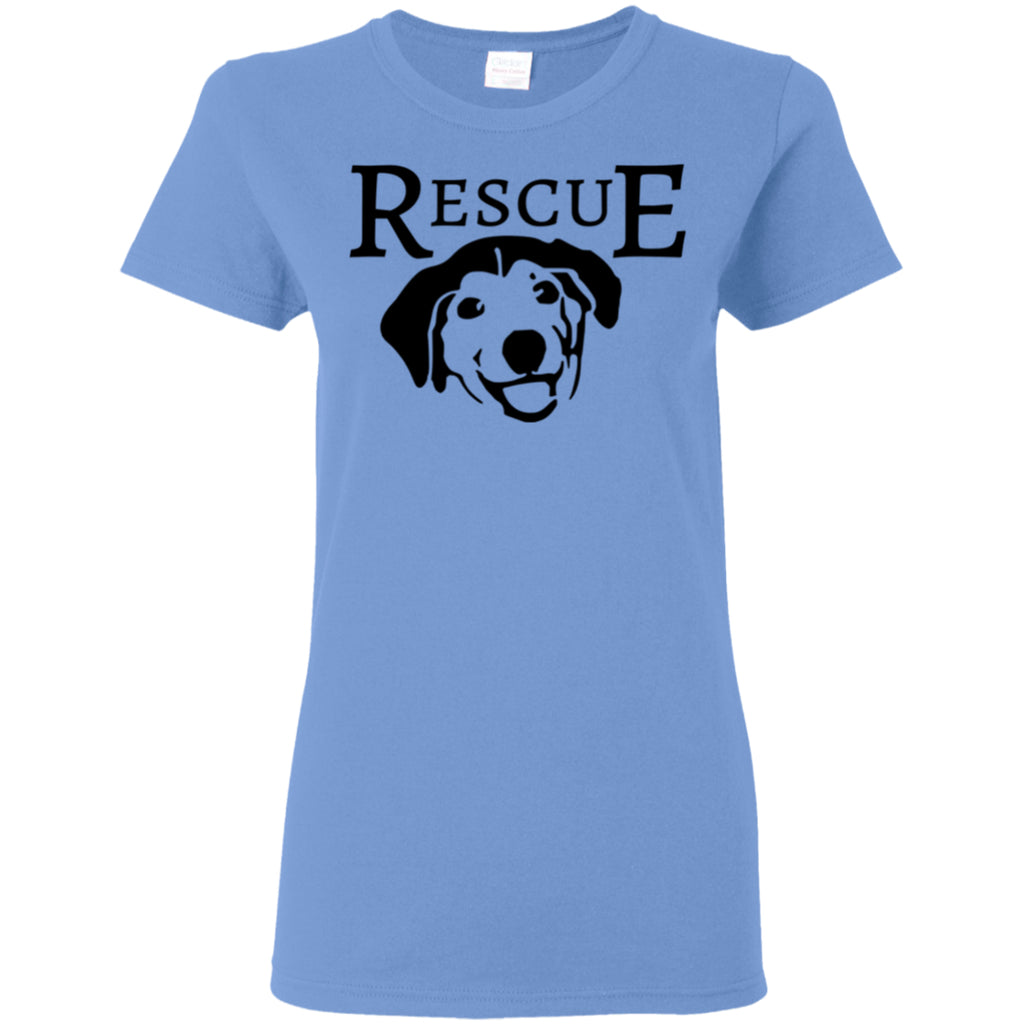 T-Shirts - Rescue - Ladies' Only T-Shirt