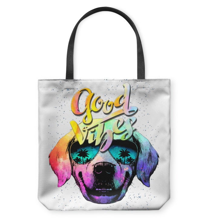 Tote Bags - Good Vibes Tote