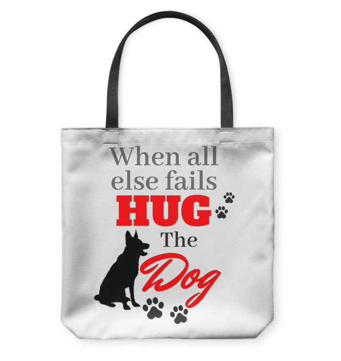 Tote Bags - When All Else Fails Tote Bag