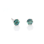 Alexadeite Stud Earrings