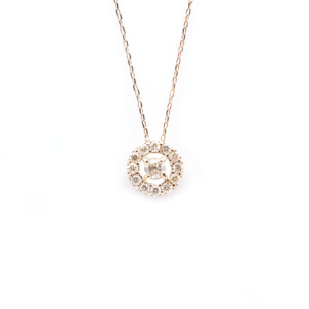 Target Diamond Necklace