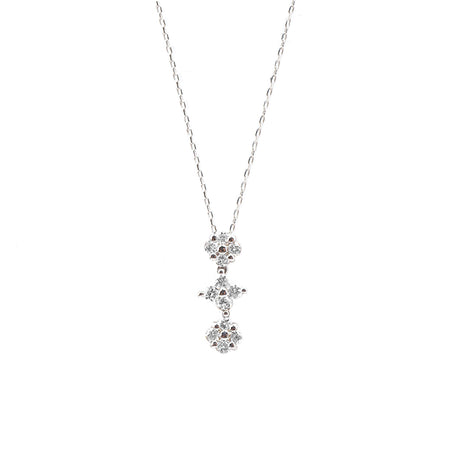 Two-Way Diamond Necklace