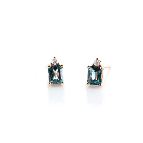 Singing The Blues Earrings